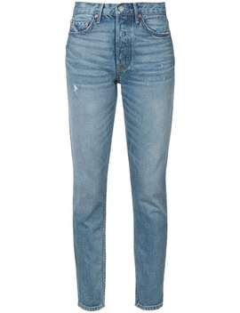 High Rise Skinny Jeans by Grlfrnd