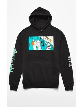 Rick And Morty Tiny Rick Pullover Hoodie by Pacsun