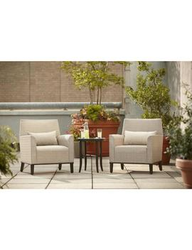 Aria Patio Deep Seating Chairs (2 Pack) by Hampton Bay