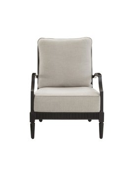 Canora Grey Euston Patio Chair With Cushion by Canora Grey
