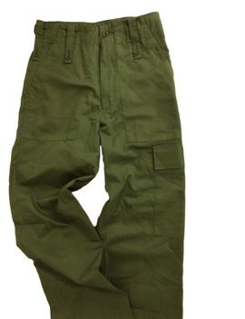 British Army Fatigue Trouser, Combat Trousers,Bdu Trousers,Cadet Sizes Up by British Army