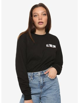 All Time Low So Wrong, It's Right Est 2003 Girls Long Sleeve T Shirt by Hot Topic