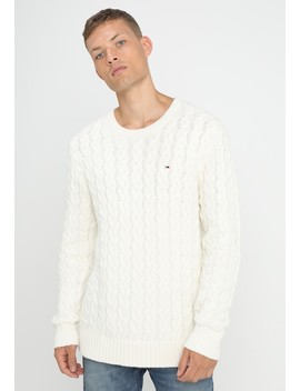 Cable   Jumper by Tommy Jeans