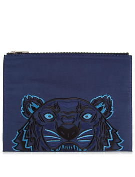 Tiger Document Wallet by Kenzo