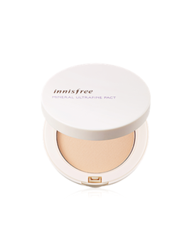 Innisfree   Mineral Ultrafine Pact Spf25 Pa++ by Innisfree