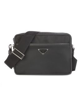Prada Logo Shoulder Bag by Prada