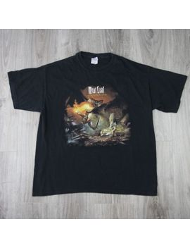 Vintage Para Hombre Meatloaf Bat Out Of Hell Iii 3 Rock Camiseta Banda 2007 Xl by Ebay Seller
