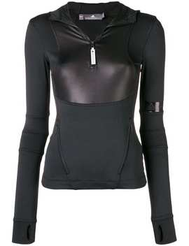 Long Sleeve Fitted Top by Adidas By Stella Mccartney