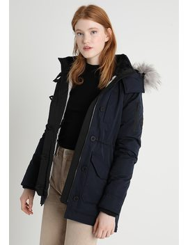 Down Coat by Hollister Co.