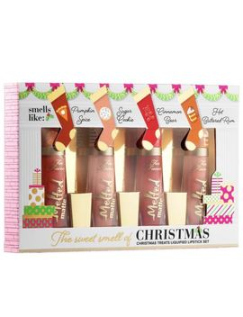 Too&Faced Sweet Smell Of Christmas Mini Melted Liquid Liquified Lipstick Set @A by Ebay Seller