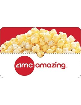 Amc Gift Card (Email Delivery) by Amc Theatres