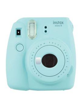 Instax Mini 9 Instant Camera   Ice Blue   Currys by Fujifilm
