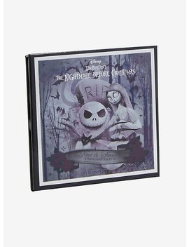 The Nightmare Before Christmas Now & Forever Eyeshadow Palette by Hot Topic