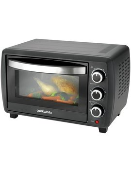 Cookworks 23 L Mini Oven by Argos