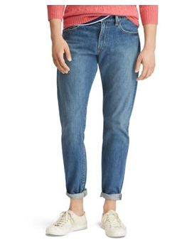 Straight Fit Stanton Wash Jeans by Polo Ralph Lauren
