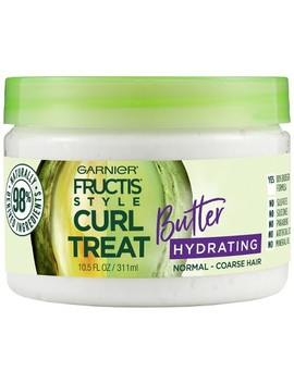 Garnier Fructis Style Curl Treat Butter Hydrating Leave In Styler   10.5 Fl Oz by Garnier