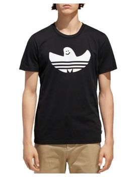 Solid Shmoo Graphic Tee by Adidas Originals