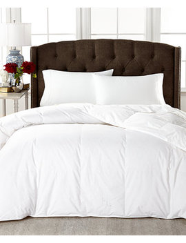 Medium Weight White Down King Comforter, 100 Percents Cotton Cover by Lauren Ralph Lauren