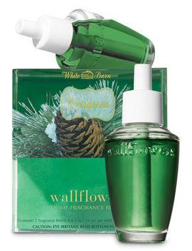 Evergreen   Wallflowers Refills, 2 Pack    by Bath & Body Works