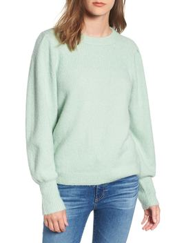 Puff Sleeve Pullover by Treasure & Bond