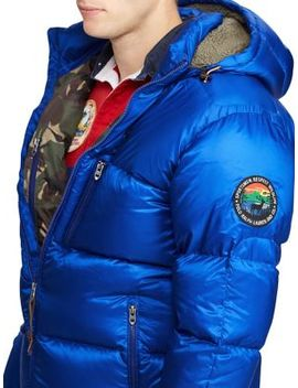 Water Repellent Down Filled Parka by Polo Ralph Lauren
