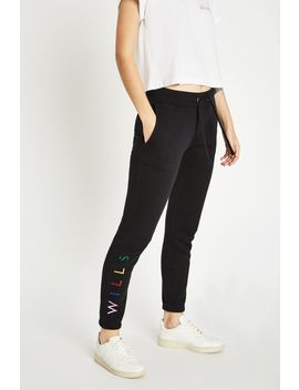 Eggleston Embroidered Slim Jogger by Jack Wills