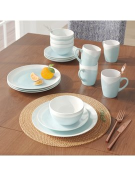 Mint Pantry Valia 16 Piece Full Set, Service For 4 & Reviews by Mint Pantry