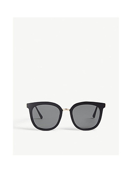 Slow Slowly Square Frame Sunglasses by Gentle Monster