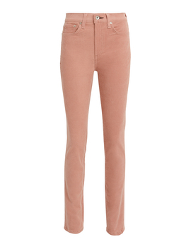 High Rise Corduroy Skinny Jeans by Rag & Bone/Jean