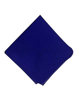 Daydana Home And Decor Edition Luxury 100 Percents Cotton 22 X 22 Cloth Napkins   6 Pack (Royal Blue) by Daydana