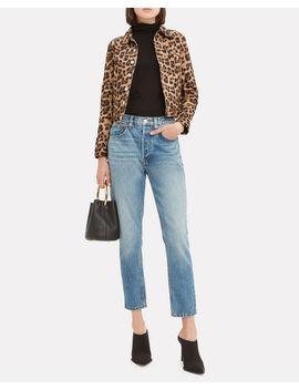 Lex Leopard Jacket by Miaou