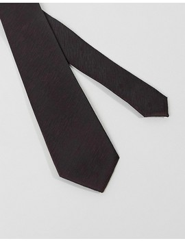 French Connection Plain Tie by French Connection
