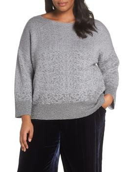Sparkle Sweater by Eileen Fisher
