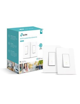 Tp Link Hs210 In Wall Smart Switch, No Hub Required, 2 Pack by Tp Link