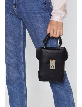 Want Need Some Structure Crossbody Bag by Nasty Gal