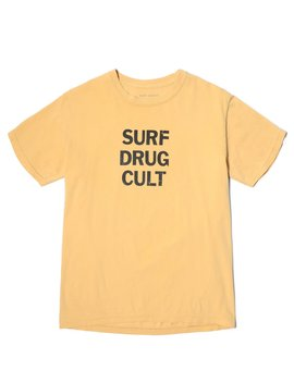 Surf Drug Cult Tee by Surf Is Dead