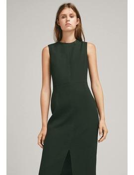 Shift Dress by Massimo Dutti