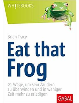 Eat That Frog (Gabal Business) by Brian Tracy