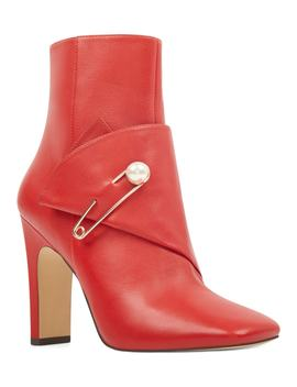 Quit It Ankle Bootie by Nine West