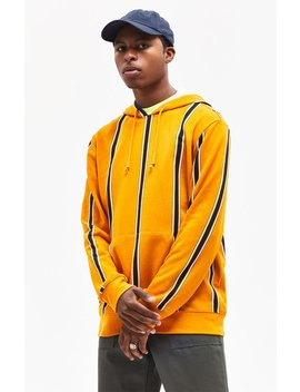 Pac Sun Trivial Stripe Pullover Hoodie by Pacsun