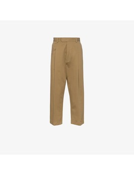 Cropped Trousers by Haider Ackermann
