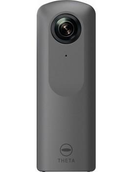 Theta V 360 Degree Digital Camera   Metallic Gray by Ricoh