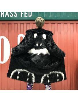 Besto   Furry Quilted Coat by Besto