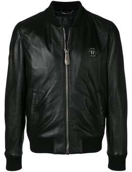Classic Bomber Jacket by Philipp Plein