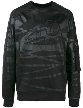 Project Xyz Sweatshirt by Philipp Plein
