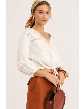 Follow Your Heart Top by Free People