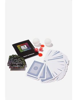 51 Most Popular Drinking Games by Cotton On