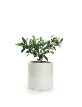 12 Inches/ 9 Inches Big Ceramics Plant Pots With/ Without Planter Stand by Etsy