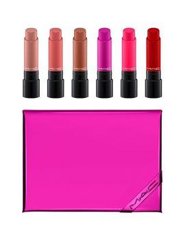 Shiny Pretty Things Liptensity Kit ($126 Value)   100 Percents Exclusive by M·A·C