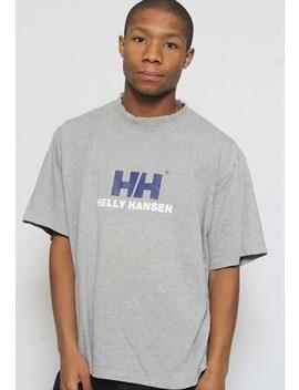 Vintage Helly Hansen Logo T Shirt by Helly Hansen